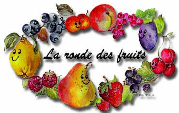 La ronde des fruits
