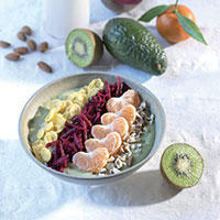 Smoothie Bowl - Avocat Peps